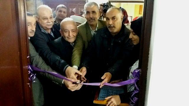 المنظمات الشعبيه الفلسطينيه تقيم معرضًا في' نهر البارد '