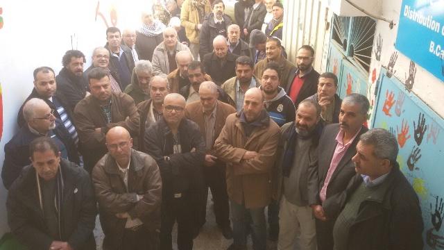 معرض تراث في ذكرى رحيل القادة جورج حبش وابو ماهر اليماني