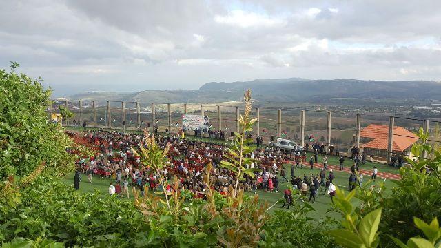 في يوم الأرض: فلسطينيو لبنان يتمنون العودة إلى فلسطين