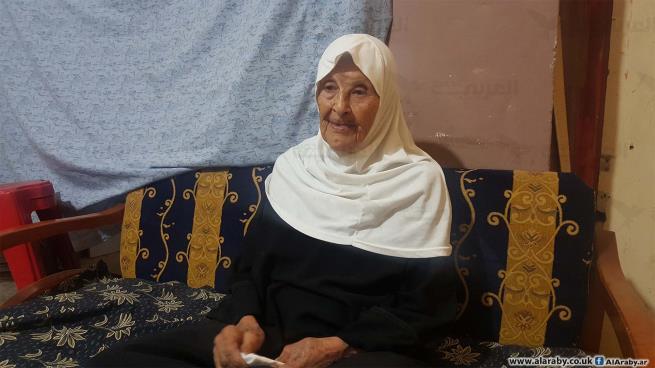 70 عاماً من لجوء ابنة المائة مريم