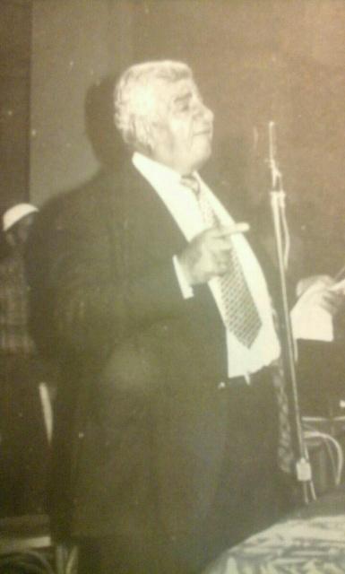 لا بد من كلمة عن الشهيد المناضل أبي الفقراء معروف سعد في ذكرى استشهاده. أبو وسيم