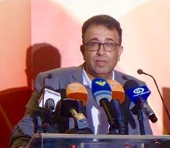مروان عبد العال: كل الشعب يريد زوال الاحتلال