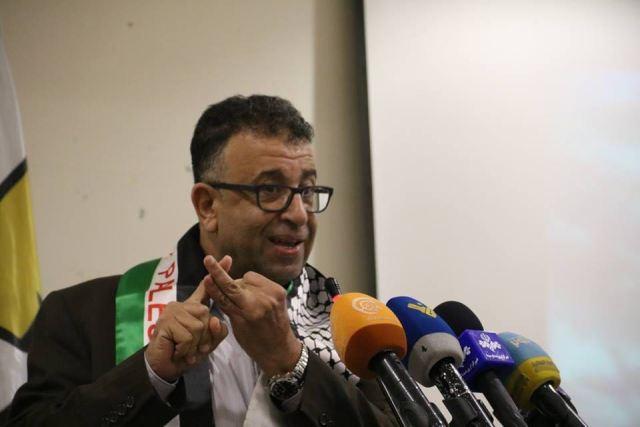 عبد العال : القدس هي قلب المشروع الوطني الفلسطيني