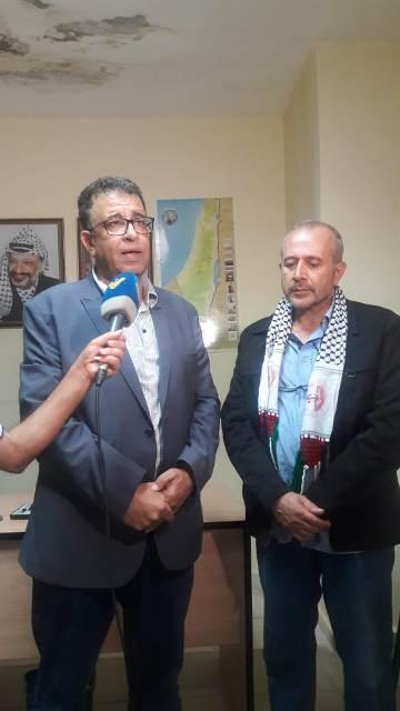 عبد العال: الشعب الفلسطيني يعتبر أي انتصار على العدو هو انتصار له