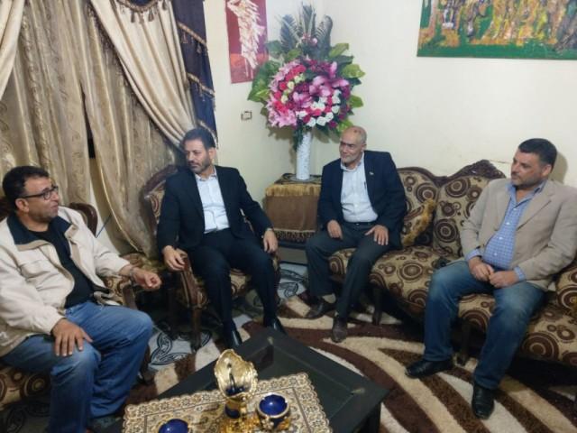 الجهاد الإسلامي تلتقي الجبهة الشعبية وتناقش انعقاد المجلس الوطني الفلسطيني