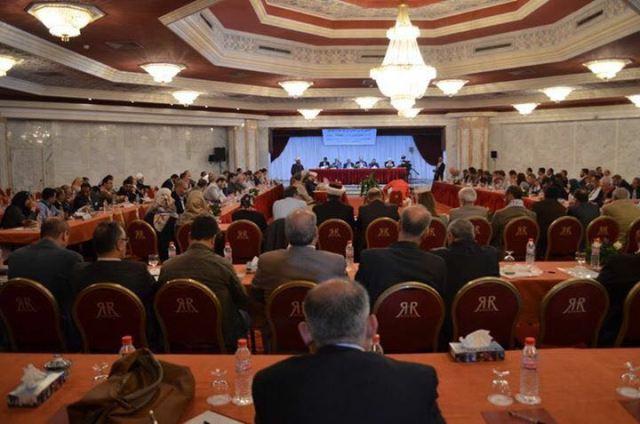 الملتقى العربي والدولي لمنتدى العدالة من أجل فلسطين