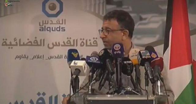 مروان عبد العال : اتهام قناة القدس بأنها إرهابية هو شهادة على مصداقيتها