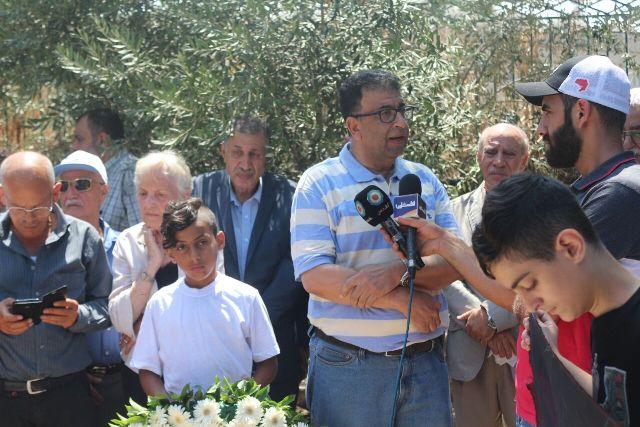 عبد العال: ننتصر بفكرة ومشروع غسان كنفاني