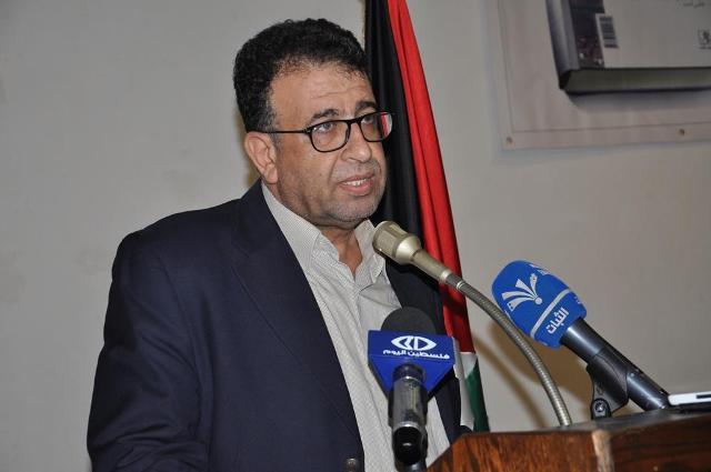 مروان عبد العال: جبهة المقاومة يجب أن تعيد تأصيل الصراع، وتجديد الحركة الوطنية الفلسطينية، وركائز المشروع الوطني
