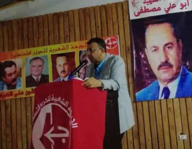 عبد العال: إن قطع طريق التوطين يكون بتحقيق الكرامة الإنسانية وتحسين ظروف عيش شعبنا الفلسطيني في لبنان