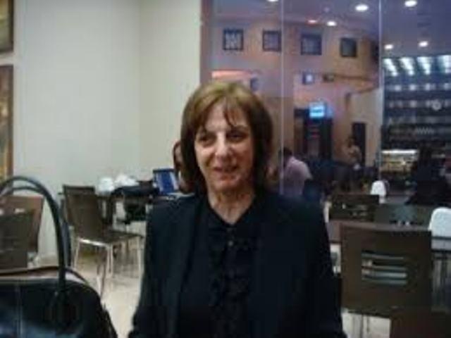رسالة لجنة تنسيق اللقاء اليساري العربي، د.ماري ناصيف-الدبس.