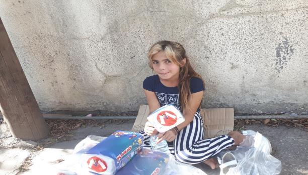 مريم الخطيب عرفت الشارع في السادسة من عمرها