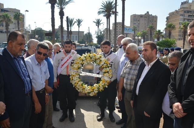 لجنة دعم المقاومة في فلسطين تحيي يوم القدس العالمي