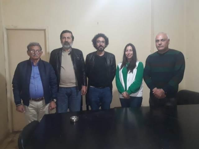 الشعبية في بيروت تلتقي اطباء بلا حدود  وتزور مديرة مخيم شاتيلا في الأونروا