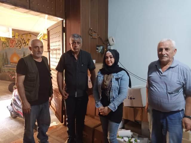 اللجنة الاجتماعية الصحية للجبهة الشعبية في لبنان تتسلم أدوية من الهيئة الصحية