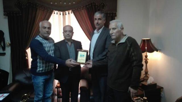 جمعية بناء الإنسان تكرم الجبهة الشعبية لتحرير فلسطين في طرابلس