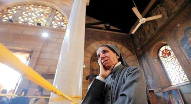 تفجير الكنائس في مصر: المقصود ترويع وشلّ الوعي... فما العمل!؟ -نصار إبراهيم