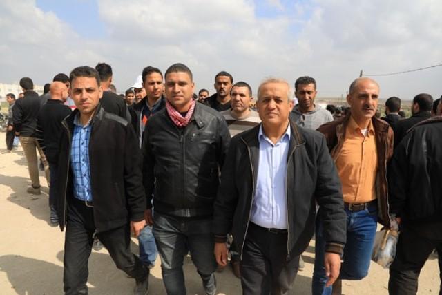 مزهر: مسيرات العودة متواصلة وهي استفتاء شعبي على التمسك بالحقوق وعلى رأسها حق العودة