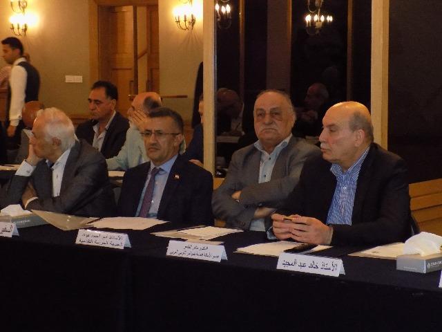 مؤتمر في بيروت لإطلاق حملة شعبية عربية وعالمية من أجل إلغاء العقوبات وإسقاط الحصار الجائر على سورية
