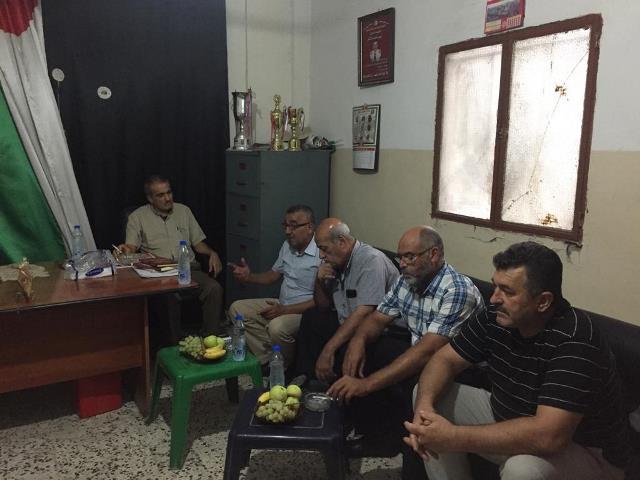 الجبهة الشعبية في صور تستقبل وفدًا من قوى التحالف الفلسطيني
