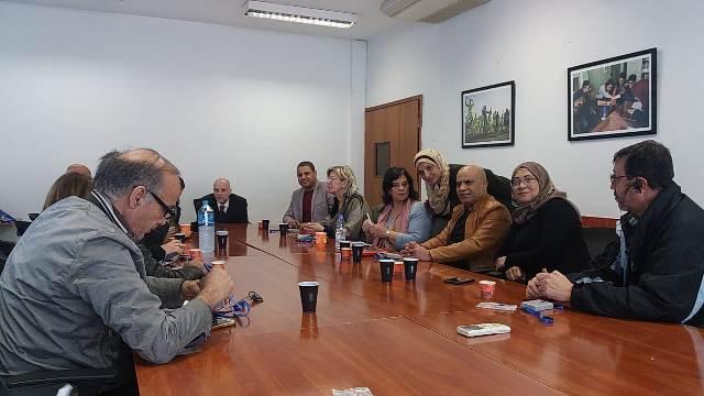 منتدى المؤسسات والجمعيات يطالب الأونروا بإعلان خطة طوارئ إغاثية عاجلة للاجئين الفلسطينيين في لبنان