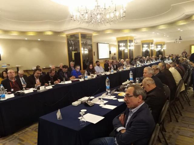 الشعبية تشارك في المؤتمر المتوسطي الرابع لأحزاب اليسار