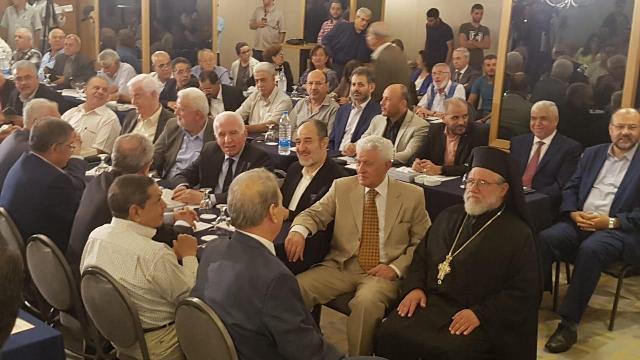 الشعبية تشارك في المؤتمر الشعبي العربي المنعقد في بيروت تحت شعار