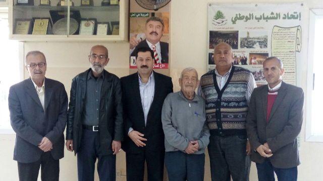 المؤتمر الشعبي في طرابلس عرض مع وفد من اللجنة الشعبية الأوضاع الصحية والاجتماعية المتردية للفلسطينيين