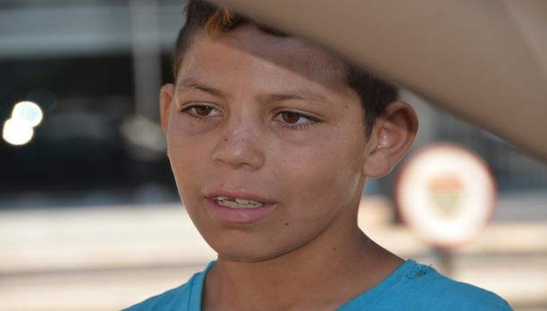 محمد السعدي لن يتنازل عن حلم العودة إلى المدرسة