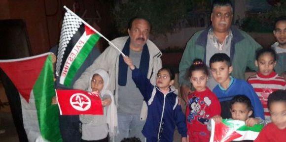 رابطة الشهيد وفيق منصور العمالية تضيء شموع الانطلاقة