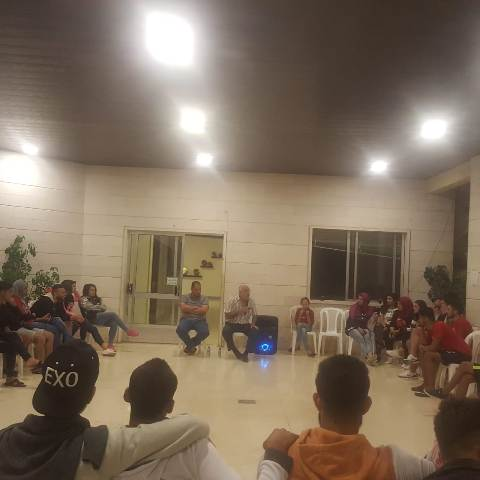 أبو جابر: إن الدور الرئيس في الثورة الفلسطينية يتولاه الشباب