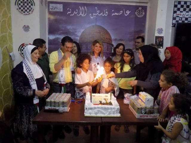 الملتقى الفلسطيني للشطرنج يختتم فاعلياته بأمسية شعرية