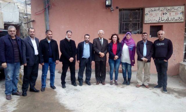 هيئة إدارية جديدة لمنتدى الإعلاميين الفلسطينيين في لبنان
