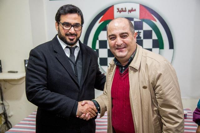 باليستا والشطرنج يستضيفون منتظر الزيدي في لقاء حواري