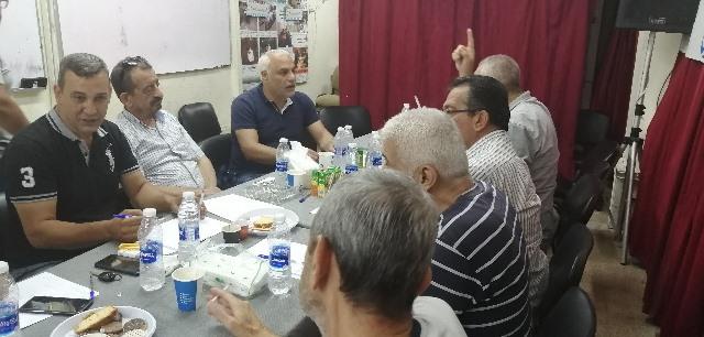 الجبهة الشعبية لتحرير فلسطين تلتقي (المرابطون )