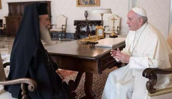 الكنيسة الأرثوذكسية: هجوم مضاد بائس واستثمار في الاستيطان