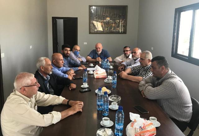 قرار فلسطيني جماعي بتسليم مروجي المخدرات ومطلقي الرصاص إلى الأجهزة اللبنانية المختصة