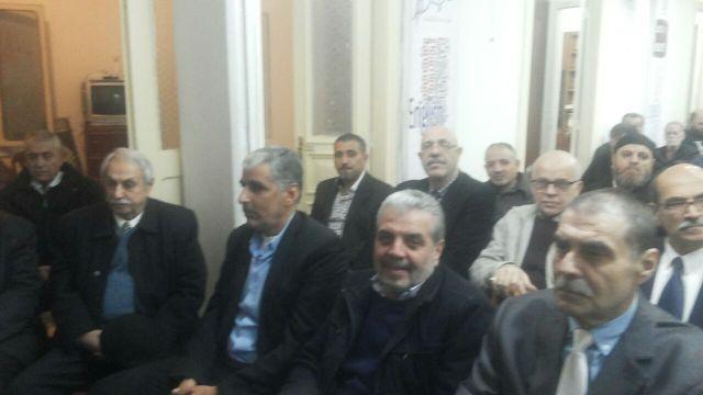 المنتدى القومي العربي يقيم ندوة في طرابلس دعما للقدس