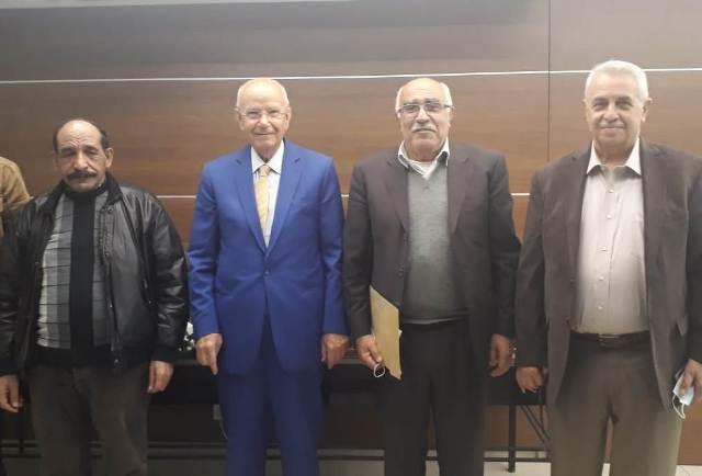 الجبهة الشعبية لتحرير فلسطين تلتقي حزب الاتحاد اللبناني