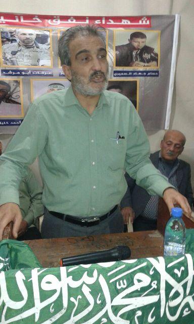 مراد : جرائم الاحتلال لن تكسر إرادتنا والمقاومة مستمرة حتى التحرير والعودة