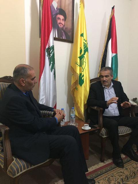 الشعبية في صور تلتقي حزب الله: المقاومة أثبتت قدرتها على لجم العدوان وإسقاط أهدافه