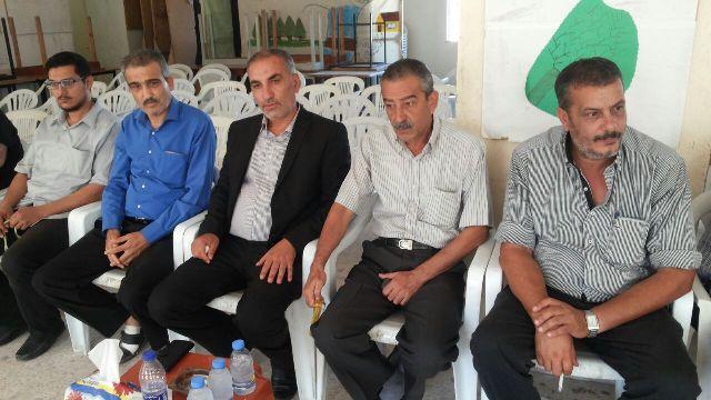حزب الله يعزي الشعبية بشهيدها المناضل ابو علي غازي