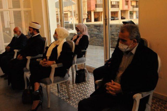 بمشاركة الشعبية إطلاق فعاليات معرض الكتاب العربي الخامس في مدينة صور