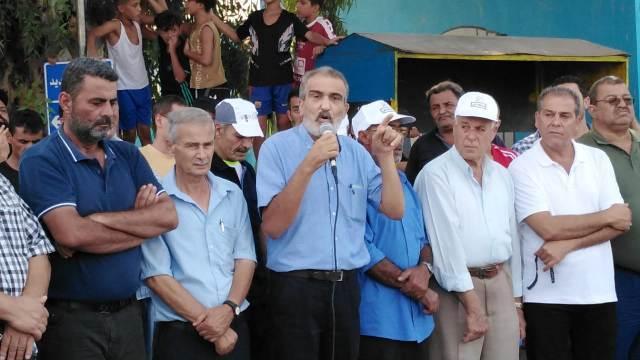 مراد في جمعة الغضب 8: نسعى لأوسع التفاف لبناني يتبنى ويستجيب لمطالب شعبنا الاجتماعية و والإنسانية