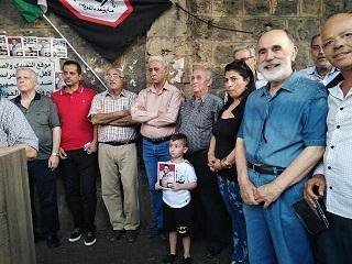 الجبهة الشعبية تشارك في مهرجان (لمرابطون) في الذكرى الـ37 لصمود بيروت ودحر الاحتلال عنها