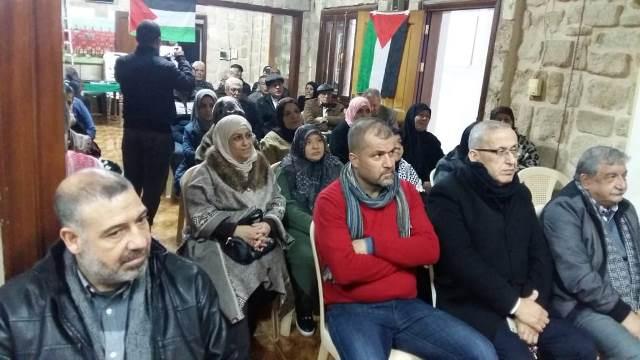 مراد: مؤامرة تصفية القضية الفلسطينية تستوجب التحلل من الاتفاقات كافة