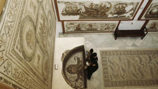 زيارة موقع: متحف باردو-شوقي بن حسن