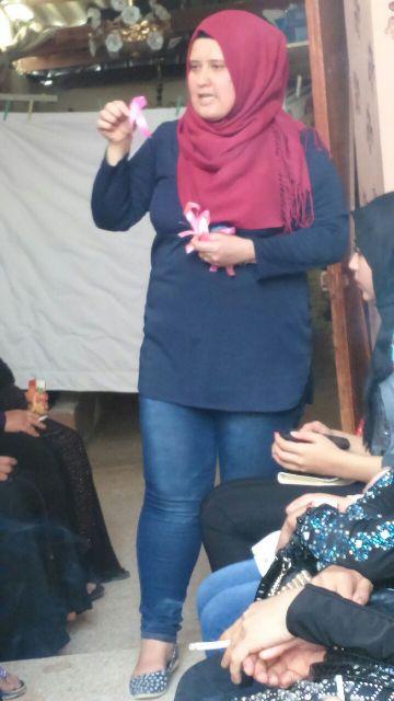 لجان المرأة الشعبية أقامت ندوتين في مخيم عين الحلوة