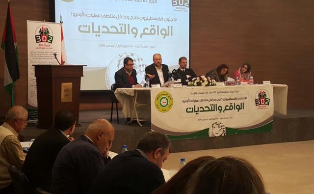 عبد العال: الفشل السياسي وراء الازمة الهيكلية للانروا