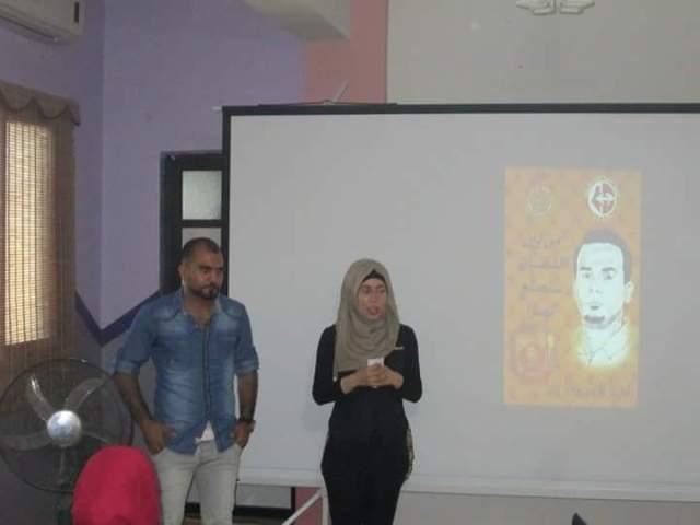 أقامت لجان المرأة الشعبية الفلسطينية في منطقة صيدا ندوة حول الاعتقال الإداري التعسفي.